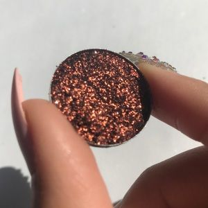 Other - 🤩 Handmade Copper Brown Pressed Glitter 🤩